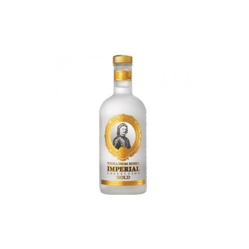 VODKA IMPERIAL GOLD