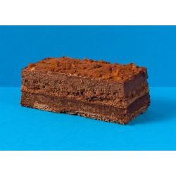 Banda de chocolate amargo