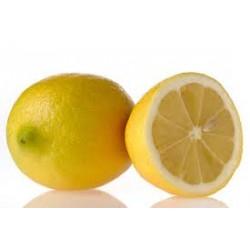 Pulpa de limón amarillo