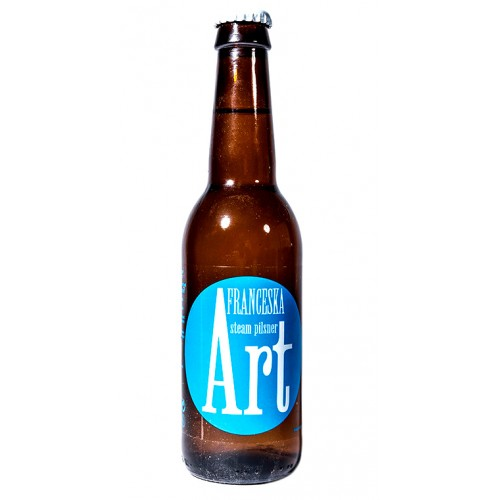 Cerveza Franceska Art