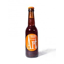 Cerveza La Indiana Art