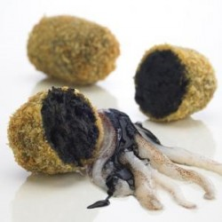 Croquetas txipiron en su titnta Corpa 1 kg.