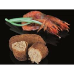 Croqueta de Gamba Roja  Exquisitarium 1 kg.