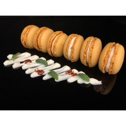 Macaron de Torta del Casar o de Idiazabal 10 gr.