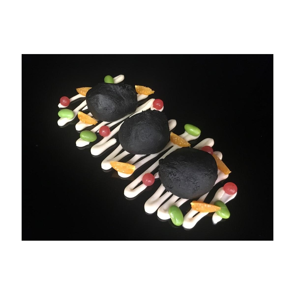 Buñuelos negros de calamares en su tinta 15 gr.