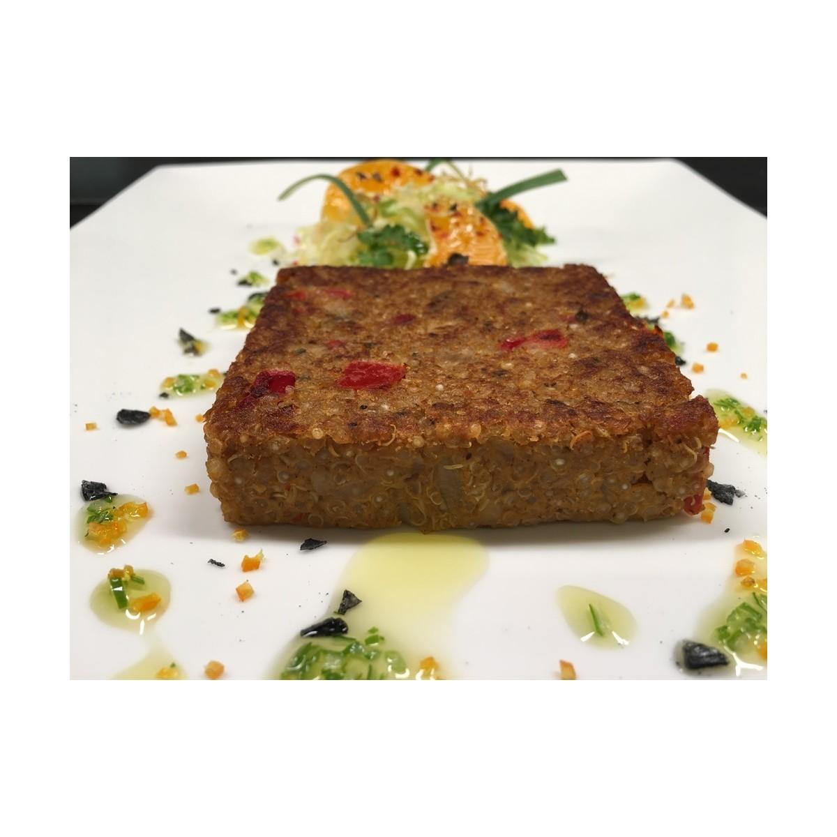 Hamburguesa de Quinoa 125 gr.