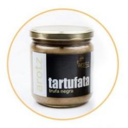 Crema de trufa y boletus Arotz 440 gr.