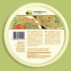 Guacamole suave Congelado 1 kg.