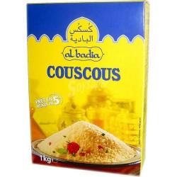 Cous Cous Al badia 1 kg.