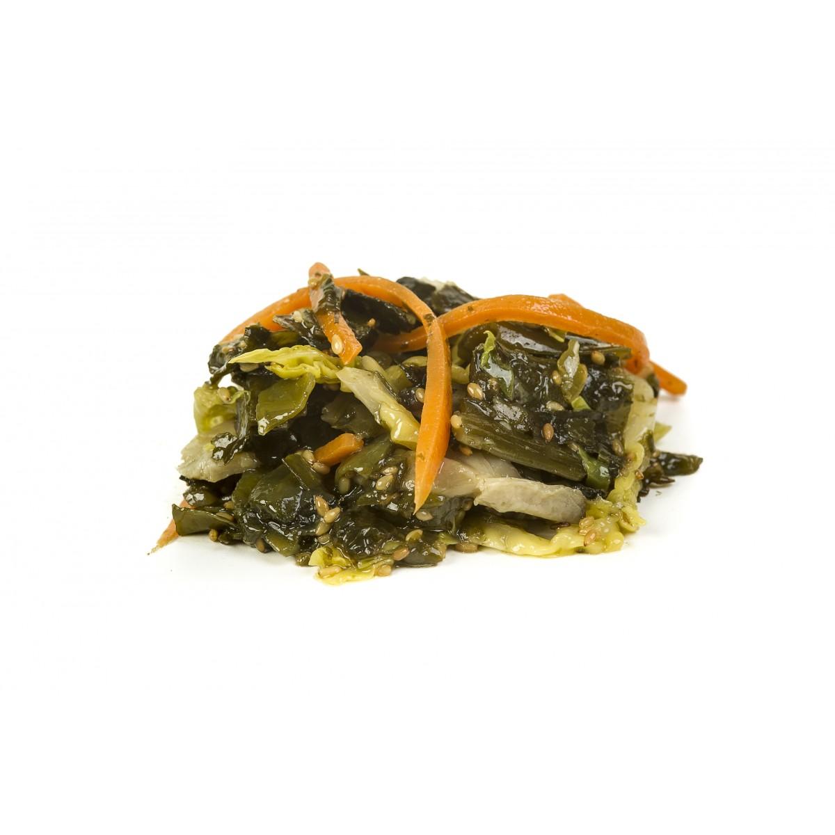 Ensalada de Alga wakame 125 gr.