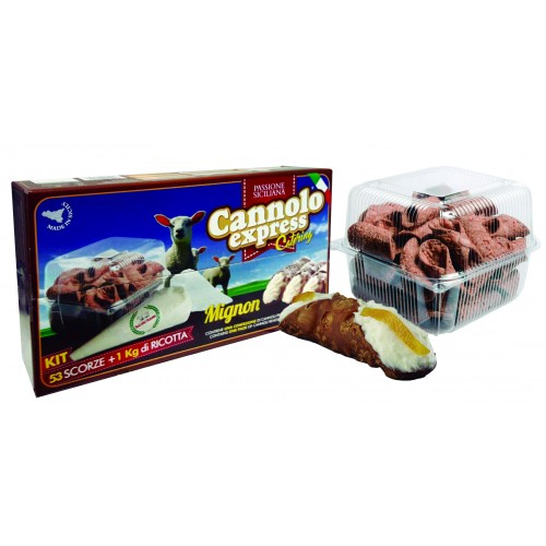Cannolo express 1 kg.