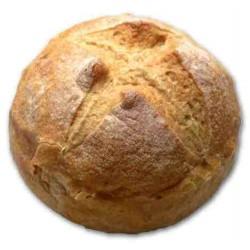 Pan redondo