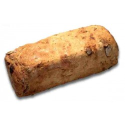 Pan molde higos, almendras, avellanas